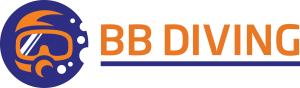 BB Diving logo