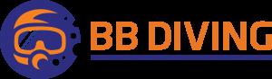 BB Diving logo